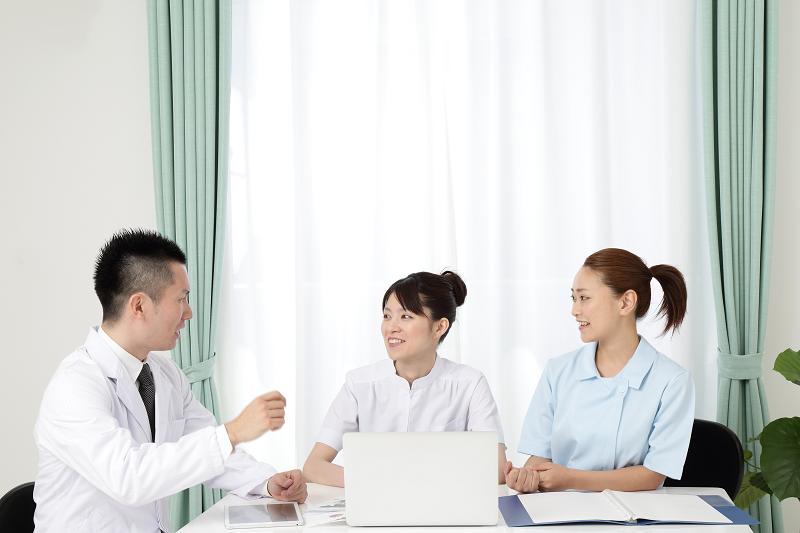 周術期のリスク管理としての口腔健康管理