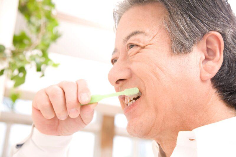口腔ケアのポイント―口腔清掃